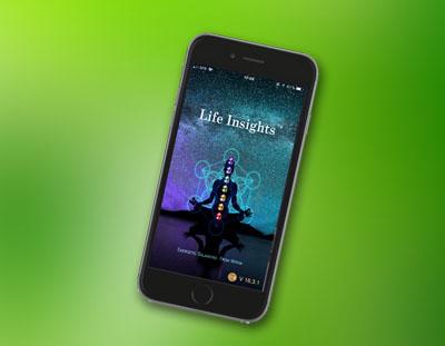 Life Insights app